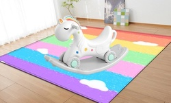 3 in 1 Rocking Horse For Toddlers
