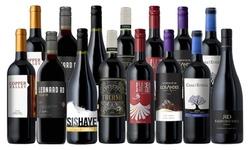 15-Pack of Shiraz Wine from Splash Wines (81% Off)