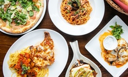 Food and Drink for Takeout and Dine-In if Available at Casa Verona (Up to 30% Off). Two Options Available.