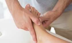 Up to 53% Off on Massage at Eternal Wellness