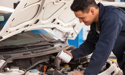 $69 for Full-Synthetic Oil Change and More at Nobel Gas & Service ($119 Value)