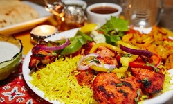 $11.25 for $20 Worth of Indian Food and Drinks for Lunch or Dinner for Two at Spice N Curry