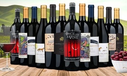 12 Classic California Red Wines from Wine Insiders (69% Off)