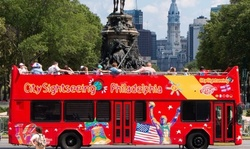 Hop-on Hop-Off Philadelphia Tour from Philadelphia Sightseeing Tours (Up to 42% Off)