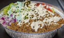$18 for $25 Toward Mediterranean Food and Drinks for Takeout and Dine-In if Available at The Gyro Boys