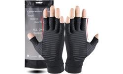 Copper Arthritis Gloves Carpal Tunnel Pain Relief Compression Gloves Women & Men
