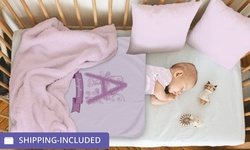 30''x40'' Personalized Baby Blankets from Monogram Online (Up to 39% Off). Two Options Available.
