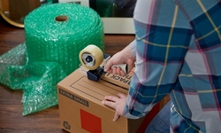 $149 for Up to Two Man-Hours of Moving Services with Two Movers from Bubble Wrap Boyz ($198 Value)