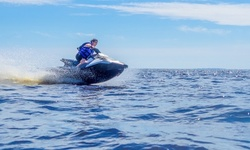One-Hour Jet Ski Rental or One-Hour Ski Boat Rental for Up to 10 People from Cruize Watersport (Up to 33% Off)