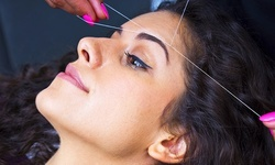 Up to 38% Off on Threading at Browed By MB