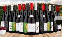 Pinot Noir Wine Collection from Wine Insiders (Up to 72% Off). Three Options Available.