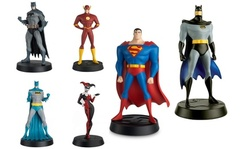 "DC Comics 5"" Collectible Figurines"