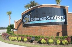 Sanford airport to Kissimmee Area Hotels