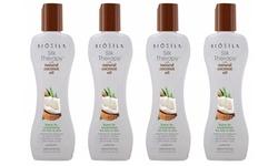 BIosilk Silk Therapy Coconut Leave in Treatment 5.64 oz
