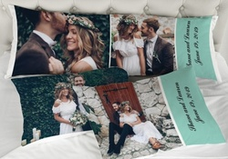 Standard-Size Custom Photo Pillowcases from Monogram Online (Up to 53% Off). Two Options Available.