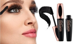 4D Voluminous Smudge-Proof Silk-Fiber Mascara (1- or 2-Pack)