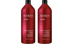 Redken Color Extend Shampoo & Conditioner 33.8 oz Duo