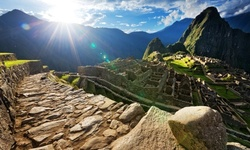 Adventure Package for Two from Kaypi Peru Tours in Lima, Puno, Cusco, and Machu Picchu. Airfare Not Included