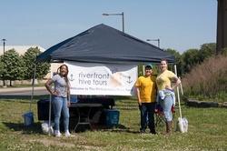 Riverfront Hive Beekeeping Experience in Philadelphia