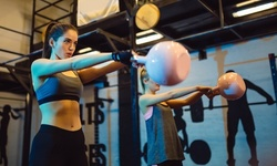 10 Drop-In Classes or Unlimited CrossFit Classes for One Month at Blue Crab CrossFit (Up to 77% Off)