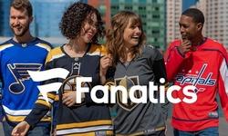 20% off Fanatics eGift Cards