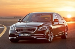 Private round trip: Boston Airport BOS to Boston by business or luxury vehicle