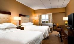 Stay at Sheraton Boston Needham Hotel in Massachusetts