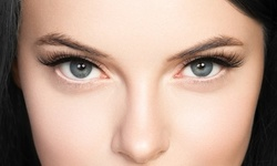 Full Set of Classic, Hybrid, or Mega Volume Eyelash Extensions at Muah Salon (Up to 30% Off)