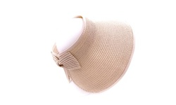 One, Two, or Three Foldable Brim Straw Sun Hats from Novadab (Up to 84% Off)