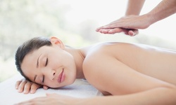 Deluxe Fusion Massage with Optional Chiropractic Consultation and Exam (Up to 56% Off). Three Options Available.