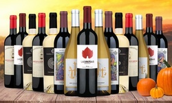 15-Pack of Fall Wines from Wine Insiders (74% Off)