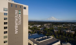 Stay with $20 Dining Credit per Stay at 4-Star Hotel Interurban in Tukwila, Wa