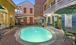 Stay at Hotel St. Pierre in New Orleans, LA.