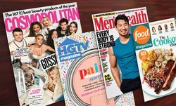 Magazine Subscription for 1 Year or 2 Years (50% Off)