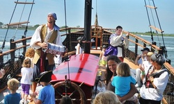Book Now: One-Hour Dark Star Pirate Cruise Through September 26 from The Starlight Fleet (Up to 33% Off)
