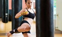 5 or 10 Kickboxing Classes at Kickboxing Paducah (Up to 86% Off)