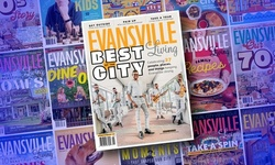 """One- or Two-Year Subscriptions to """"Evansville Living Magazine"""" (50% Off)"""