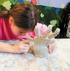 $25 For An Artsy Afternoon Open Studio Package For 2 People (Reg. $50)