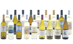 6-, 12-, 15-, or 18-Pack of Fall White Wines from WineOnSale (Up to 75% Off)