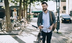 One-, Two-, or Three-Hour E-Bike Rental for One or Two at Central Park Bike Ride (Up to 40% Off)