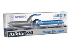 Babyliss Pro BABNT125SN 1.25 Inch Spring Curling Iron