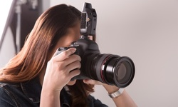 30-Minute In-Studio or 60-Minute On-Location Photo Shoot w/ Print from Tina Rohatgi Photography (Up to 69% Off)