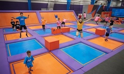 60-Minute Jump Pass for One, Two, Four, or Six at Altitude Trampoline Park - Feasterville (Up to 43% Off)