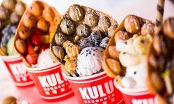 $7 for $10 Worth of Food and Drink for Carryout and Dine-In if Available at Kulu Desserts
