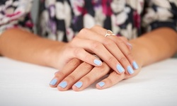 Up to 50% Off on Nail Spa/Salon - Manicure at Bossy beauty lab