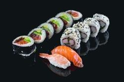 $10 For $20 Worth Of Hibachi & Sushi Cuisine
