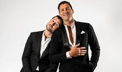 Maks and Val Stripped Down Tour on Saturday, August 7 at 8:15 p.m.