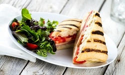 Up to 40% Off on Bar / Cafe Offerings - Sandwiches at Dea European Cafe