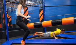 90-Minute Jump Pass or Basic Party Package for Up to 10 People at Sky Zone Columbia (Up to 22% Off)