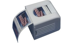 Stamp Roll Dispenser with a Roll of 100 Stamps